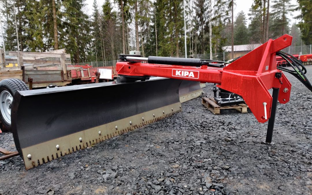 Kipa MHX300 – 300cm – PERÄLEVY – VIDEO