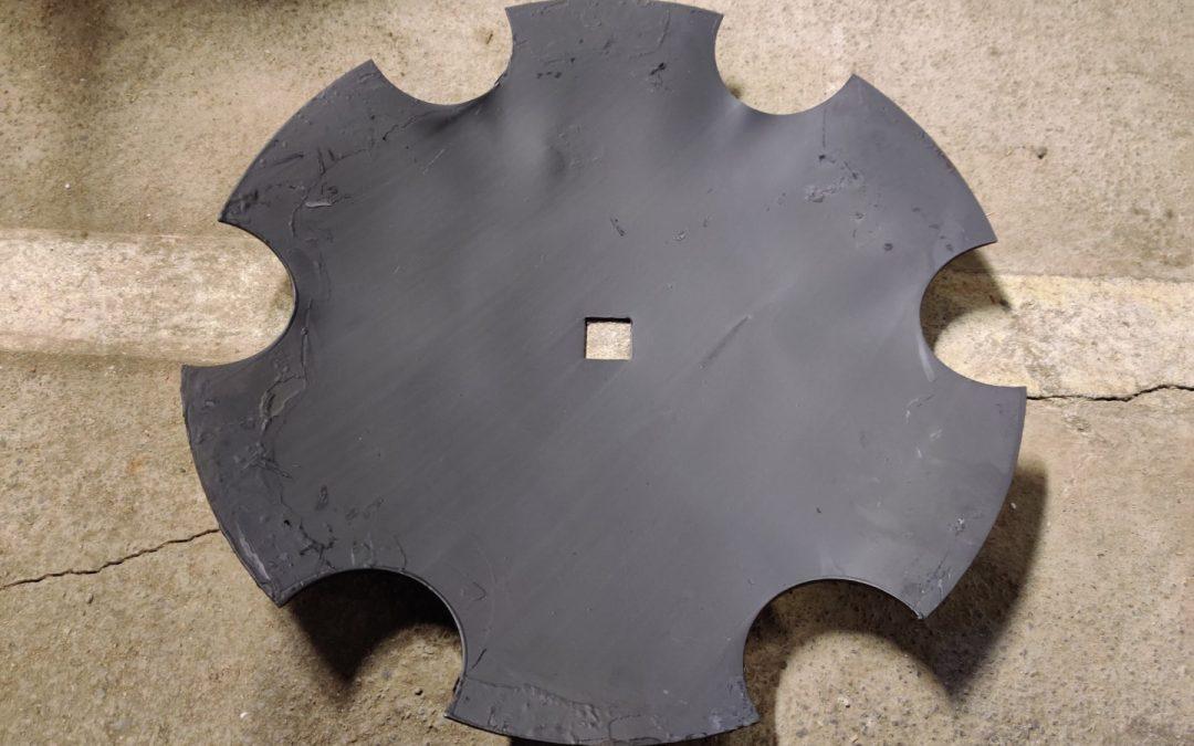 Akpil kiekko / lautanen – 51cm – lautasäkeeseen