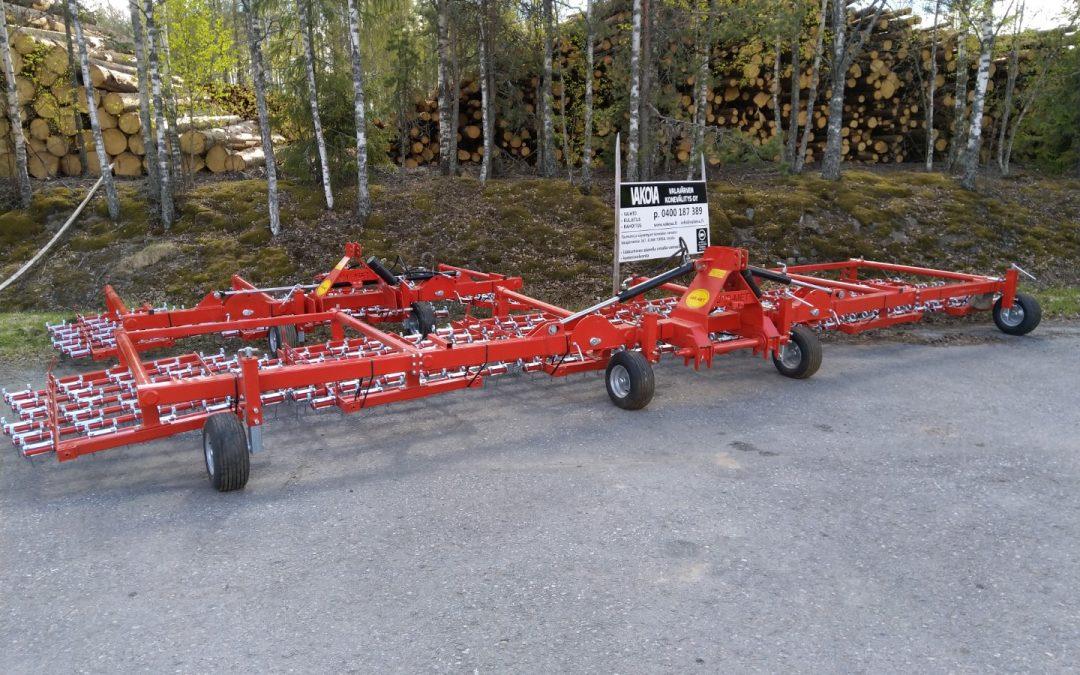 RIKKAÄES Jar-Met P510/4 – 900cm – UUSI