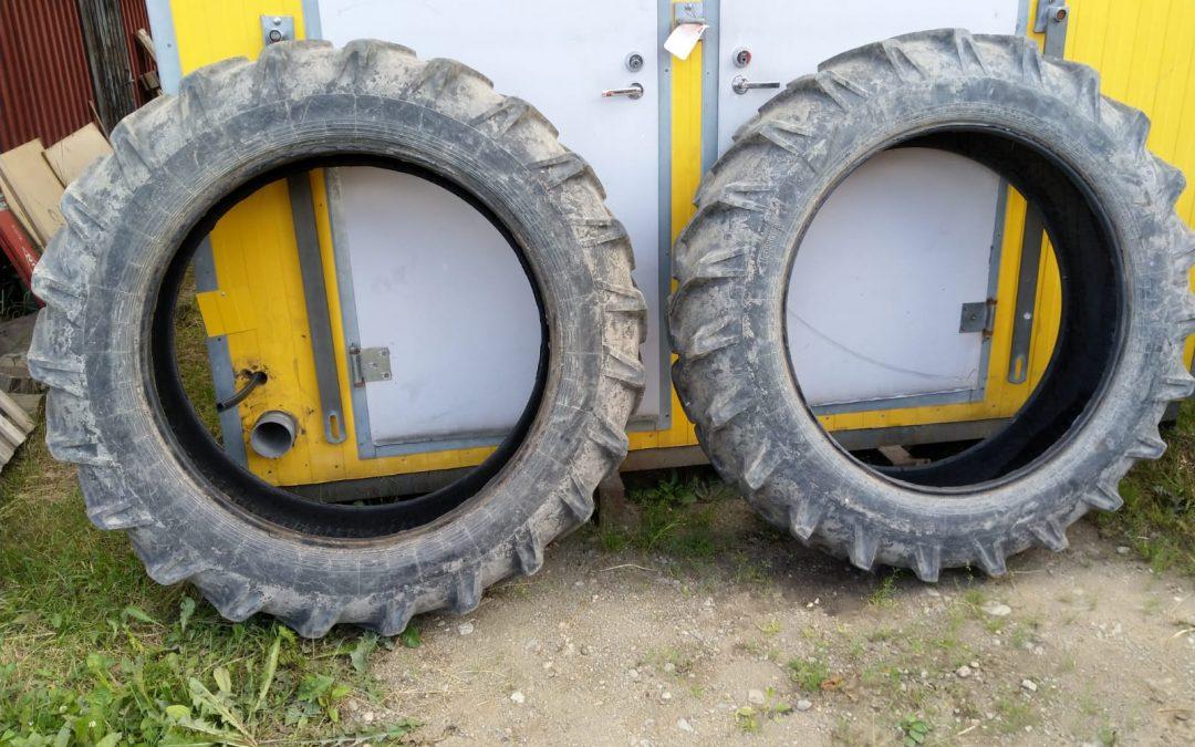 Traktorin renkaat 13.6/12×38 – 2kpl