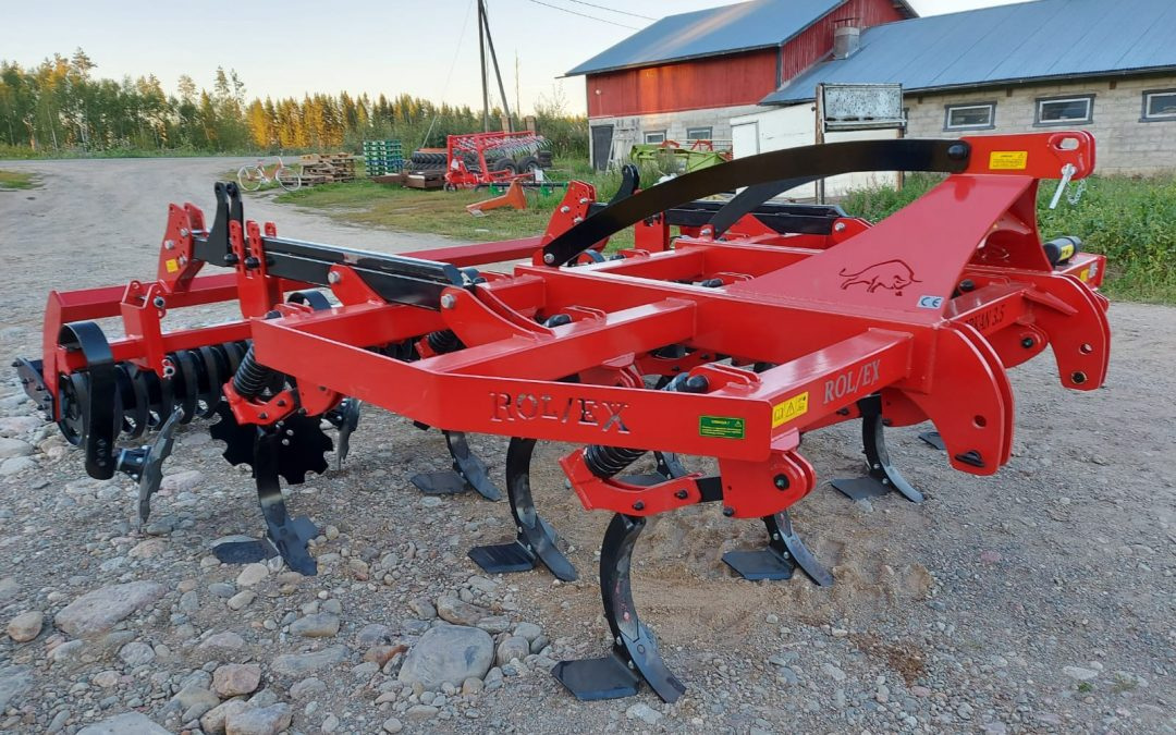 Rol/Ex Orkan 350cm kultivaattori – UUSI