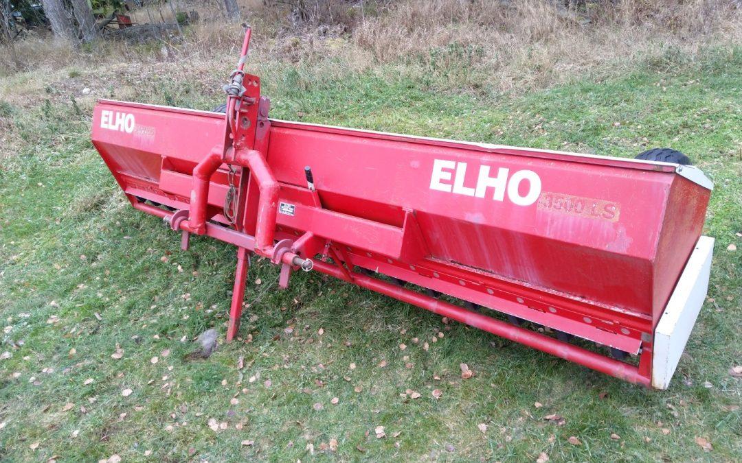 ELHO 3500LS Tarkkuuslevitin – 350cm