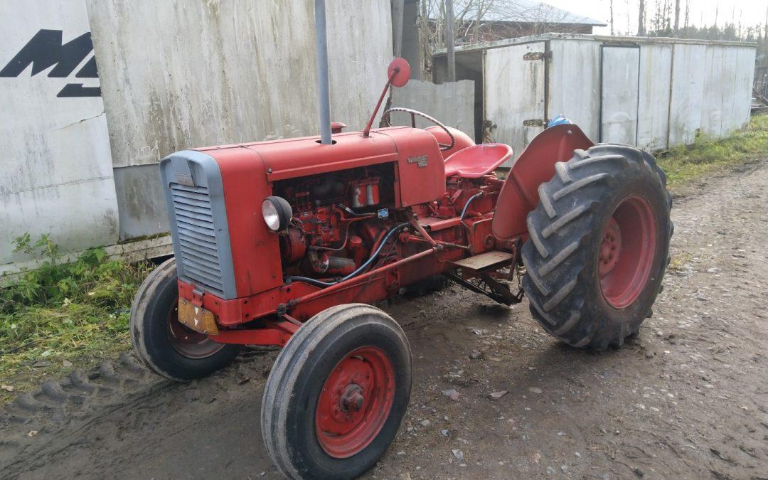 Valmet 361D – traktori – VIDEO