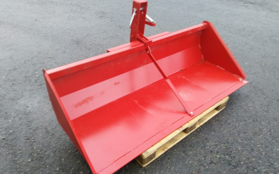 Kippaava takakauha – Pomarol T-200 – UUSI – 200cm
