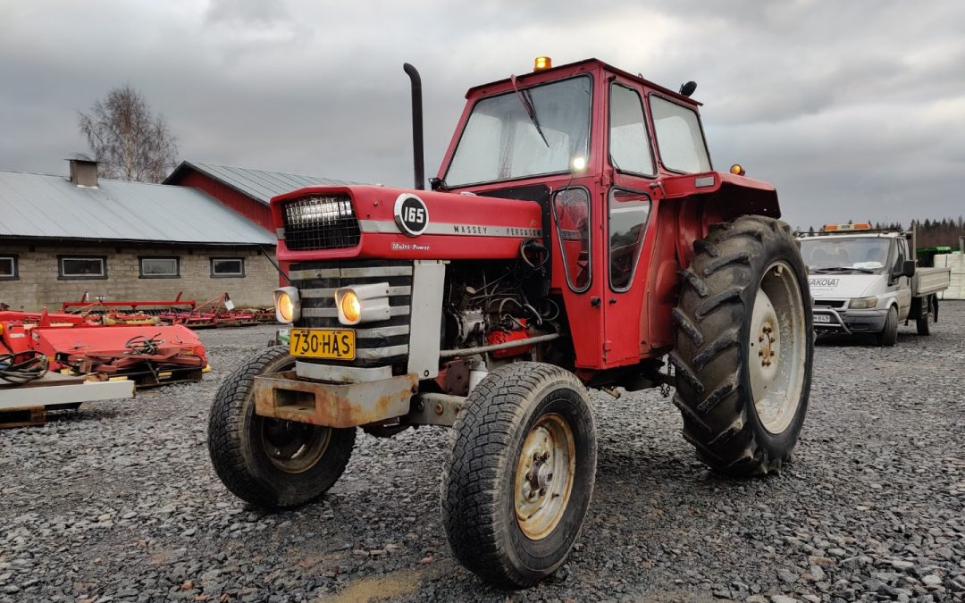 Massey Ferguson 165 Multipower – VIDEO – TRAKTORI