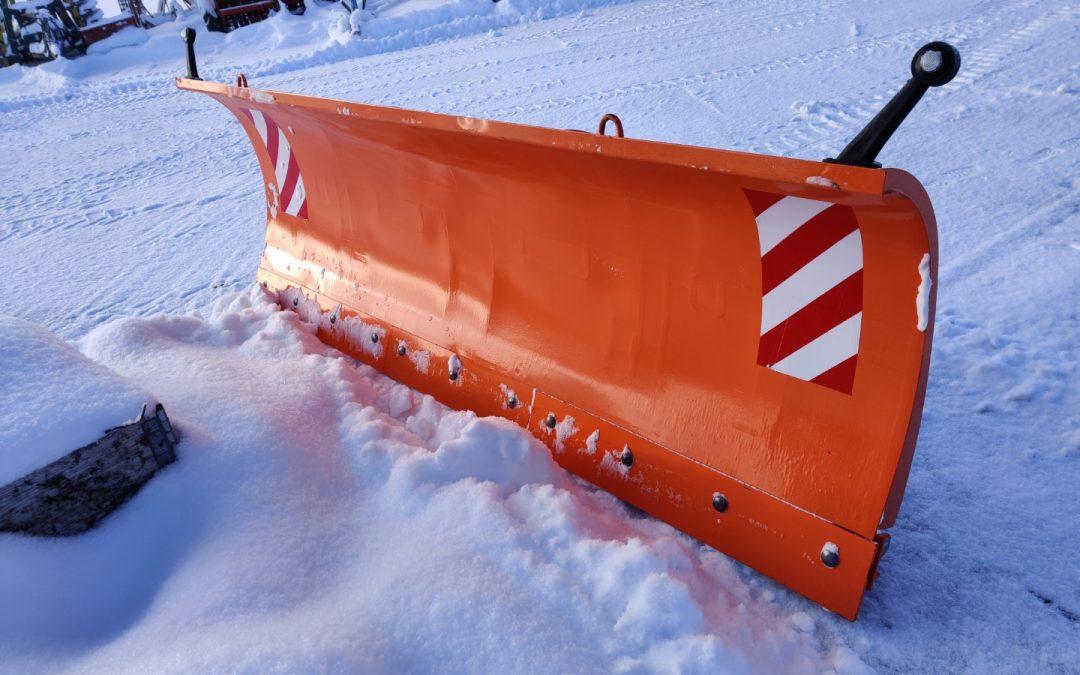 LUMILEVY Spawex PS-2 – 270cm – MANITOU-kiinnike – VIDEO