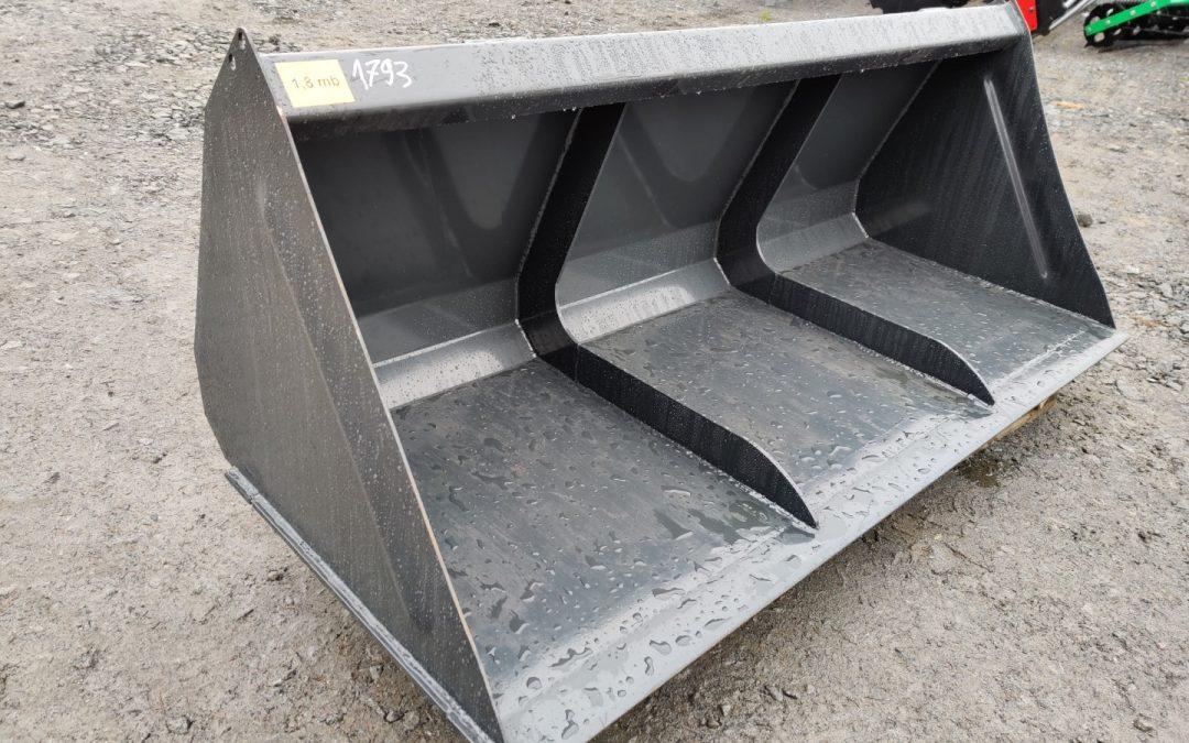 Inter-Tech yleiskauha 180cm – EURO-kiinnike
