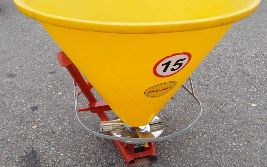 Apulannan pintalevitin / Keskipakolevitin Jar-Met JP500 kg – UUSI