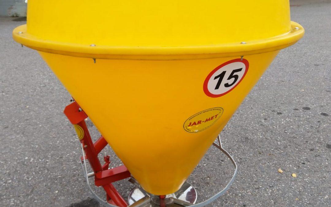 Apulannan pintalevitin / keskipakolevitin Jar-Met JP650 kg – UUSI